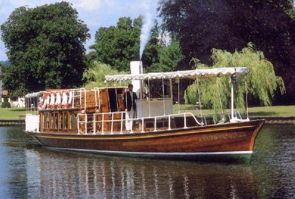 Steamboat Register